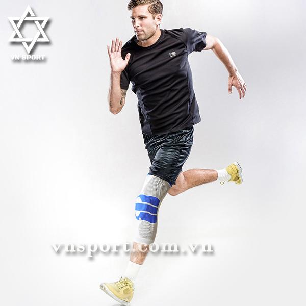 bó gối chạy bộ