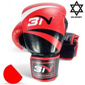 Găng Tay Boxing BN Màu Đỏ