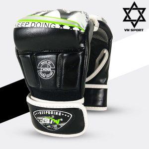 Găng Tay MMA Chính Hãng BN Màu Đen