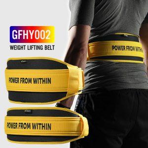 Đai Lưng Tập Gym Glofit – GFHY001/GFHY002 | WEIGHT LIFTING BELT