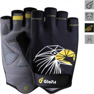 [New] Găng Tay Đi Nắng | Tập Gym Glofit GFST001 Eagle Ver.