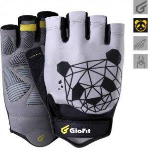 [New] Găng Tay Tập Gym Glofit GFST001 Panda Zuka Ver.