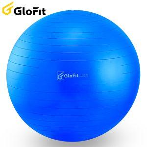 Bóng Tập Yoga Gym Glofit GFY001 – Màu Xanh Dương