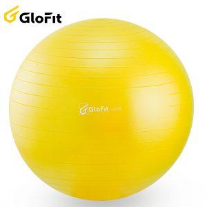 Bóng Tập Yoga Gym Glofit GFY001 – Màu Vàng