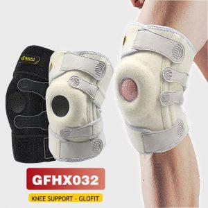 Đai Bảo Vệ Khớp Gối Glofit GFHX032 Glofit – Knee Support | 1 Chiếc
