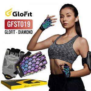 Bao Tay Gym Thể Thao Glofit GFST019 – Diamond