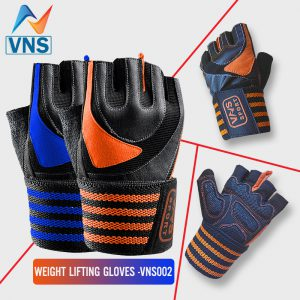 Găng Tay Tập Gym VNS002 (WEIGHT LIFTING GLOVES)